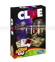 Hasbro B0999 Игра Клуэдо. Дорожная Версия.