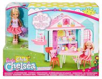 Barbie Club Chelsea Playhouse (DWJ50)