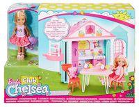 Barbie Club Chelsea Playhouse (DWJ50)