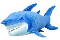 Игрушка мягкая акула