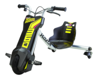 Электро карт Razor PowerRider 360, Black/Yellow