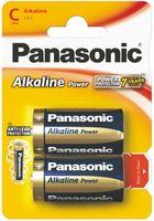 Батарейка Panasonic LR14REB2BP