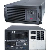 APC Smart-UPS 5000VA 230V Rackmount/Tower, Line-interactive, Pre-Installed SmartSlot™ Card AP9630