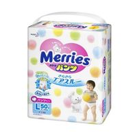 Подгузники-трусики Merries L (9-14 kg) 44 шт