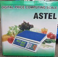 Весы электронные торговые
