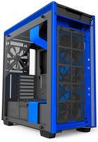 NZXT H700i Matte Black+Blue (CA-H700W-BL)
