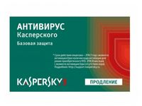 Renewal - Kaspersky Anti-Virus - 1 device, 12+3 months, Card
