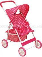 Baby Mix ME-9304BWT-1422 Коляска для куклы