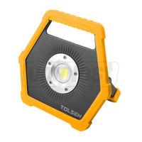 купить Портативная LED лампа 10W 200 х 185 х 45мм (Industrial) TOLSEN в Кишинёве