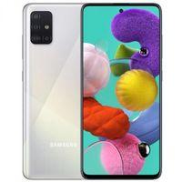 Samsung Galaxy A71 6/128Gb Duos (SM-A715),Silver