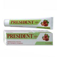 Pasta de dinti pt copii President Capsuna (3-6ani) 50ml NOU