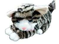 купить Игрушка мягкая Кошка 26cm с большими глазами в Кишинёве