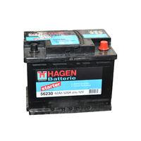 Acumulator auto Hagen 56230 62 AH