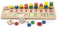 """3ToysM U6/59072 Развивающая игрушка """"Учимся считать"""""""