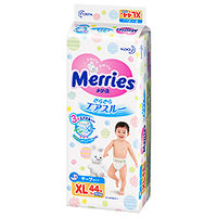 Подгузники-трусики Merries XL (12-22 kg) 44 шт