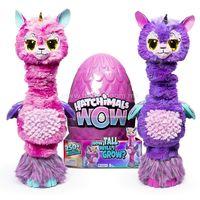 """Hatchimals 6046989 Интерактивная игрушка """"Самый большой сюрприз: Hatchimals WOW"""""""