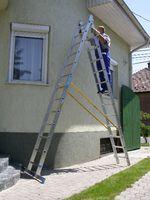 купить Двухсекционная лестница (2х12ст) Z100 49752 в Кишинёве