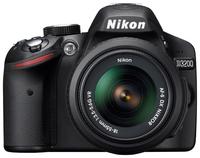 Зеркальная фотокамера NIKON D3200 Kit 18-55 VR II