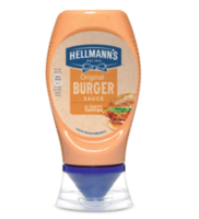 Sos Hellmann's Original Burger, 250ml