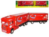 Camion cu remorca, 68X19X12.5cm