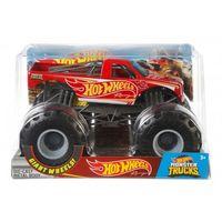 Mattel Hot Wheels Суперувеличенная машинка внедорожник