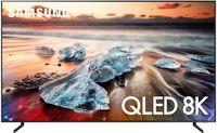 TV  QLED Samsung QE65Q900RBUXUA, Black