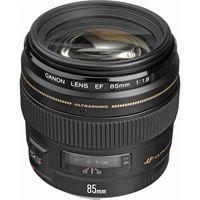 Canon EF 85mm f/1.8 USM, Prime Lens