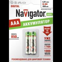 Аккумуляторы серии NHR-RTU (Ready To Use) AAA