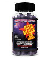 Asia Black 25 100 капс