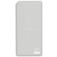 Proda Chicon Wireless Power Bank, 10000mAh, Gray