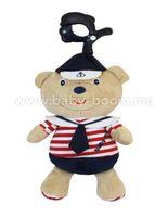 "Baby Mix  TK/P/2552-DA00 Игрушка для путешествия ""Медвежонок"""