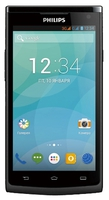 Philips Xenium S388 Dual Sim, Black