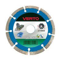 Verto Диск алмазный сегментный 125мм 61H3S5