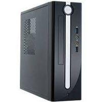 Корпус ITX 300W Tower / Desktop Chieftec FI-01B-U3-300, 2xUSB 3.0, черный