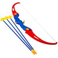 Игрушка лук со стрелами 70 см.