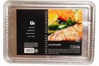 купить Формы алюминиевые EH 3шт, 41X29X2cm в Кишинёве