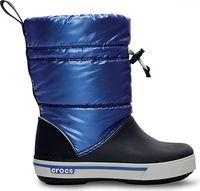 Kids' Crocband™ Iridescent Gust Boot Navy / Sea Blue