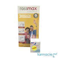 Nebulizer Rossmax 3 in 1 NK1000 + Cadou