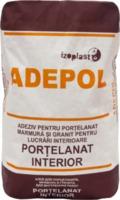 Клей для порцеланата для внутренних работ ADEPOL PORTELANAT INTERIOR 25 кг
