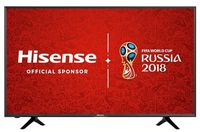 TV LED Hisense H50N5300, Black