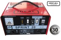 Выпримитель для зарядки аккумулятора IDEAL SPRINT20 12/24 V