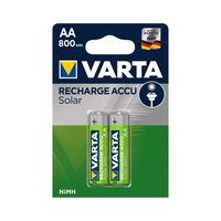 купить Аккумулятор VARTA  Recharge Accu Solar AAA  800 mAh (2шт) в Кишинёве