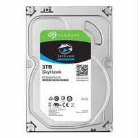 "Жесткий диск 3.5"" HDD 3.0TB  Seagate ST3000VX010  SkyHawk™ Surveillance, 5900rpm, 64MB, SATAIII"