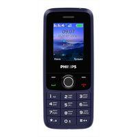 Philips Xenium E117, Navy Blue