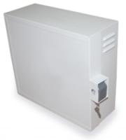 Металлический антивандальный ящик DIGIMAX БК-550-Z-1-2U К-1361
