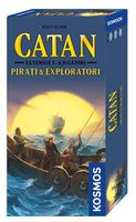 Cutia Catan: Pirati & Exploratori. Extensie 5/6 players (BGE-144419)