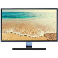 Monitor Samsung T24E390EW G.Black/Blue