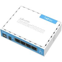 Mikrotik RB941-2nD hAP Lite, Wireless Router 10/100Mbps