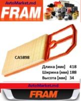 CA5898 Фильтр воздушный POLO GOLF IV BORA 1,4 1,6L 96-04
