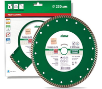 купить Алмазный отрезной диск Distar Turbo 125*2.2*10*22.225 Elite в Кишинёве